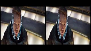 Guardians of the Galaxy Vol  2 Sneak Peek 3D Trailer