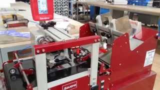 SAVEMA Feeder and Conveyor Belt with SVM 32I on PE Material Printing