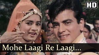 Mohe Laagi Re Laagi | Suhaag Raat Songs | Jeetendra | Rajshree | Lata Mangeshkar | Filmigaane
