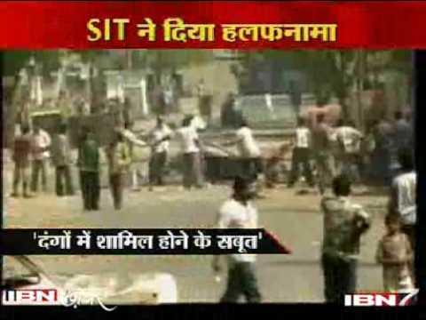 Wanted for Anti Muslim Gujarat riots minister in hiding speaks In Hindi Urdu