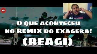 Prodígio - Exagera Remix (ft. Força Suprema e Dope Boyz) - REAGI EXAGERADAMENTE!!