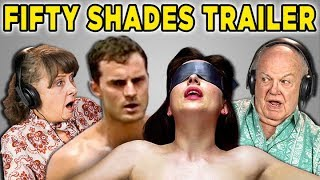 Elders React to Fifty Shades Freed - Official Trailer