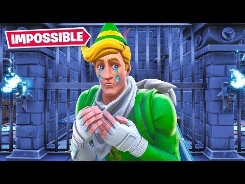 Fortnite Prison Escape IMPOSSIBLE Edition