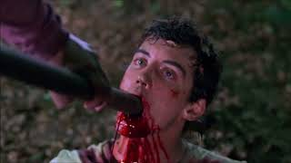 Wrong Turn 3 first killink scene