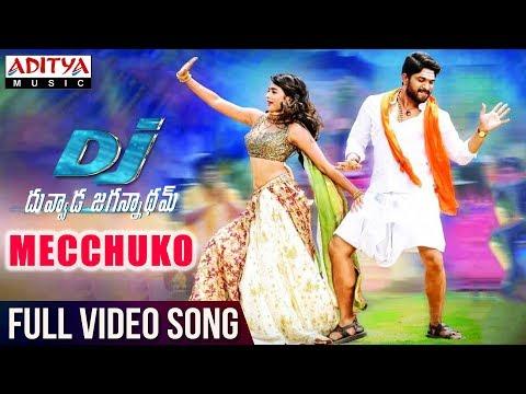 Xxx Mp4 Mecchuko Full Video Song DJ Full Video Songs Allu Arjun Pooja Hegde DSP 3gp Sex