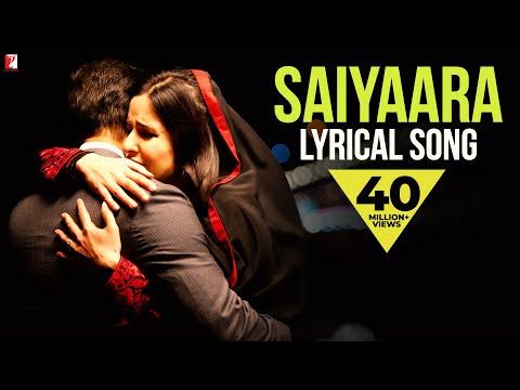 Xxx Mp4 Lyrical Saiyaara Full Song With Lyrics Ek Tha Tiger Salman Khan Katrina Kaif Kausar Munir 3gp Sex