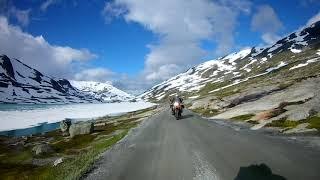 Motocycle Tour 2017 Norway