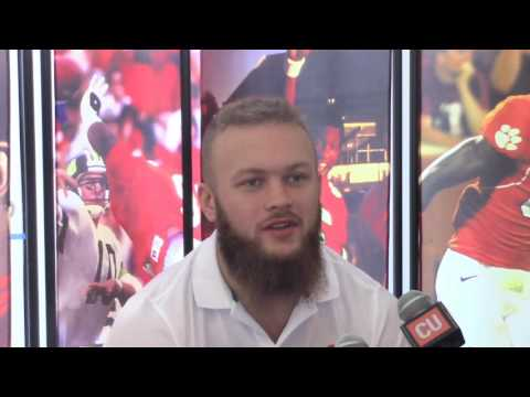 TigerNet Ben Boulware says he almost crapped his pants
