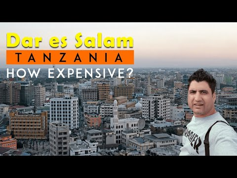 Xxx Mp4 How Expensive Is Dar Es Salaam In Tanzania 3gp Sex