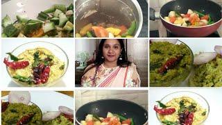 Indianmom busy lifestyle/tasty beerakay pachadi/dosakay pachadi/easy to make