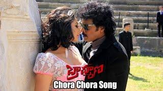 Brahmana Movie | Chora Chora Song Trailer | Upendra, Saloni, Ragini Dwivedi
