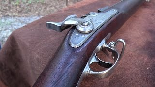 1863 Springfield Civil War rifle  Chapter 2