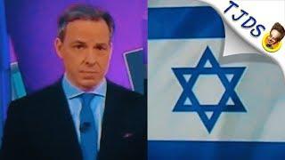 Jake Tapper's WORST FAIL EVER As He Defends Trump On Jerusalem