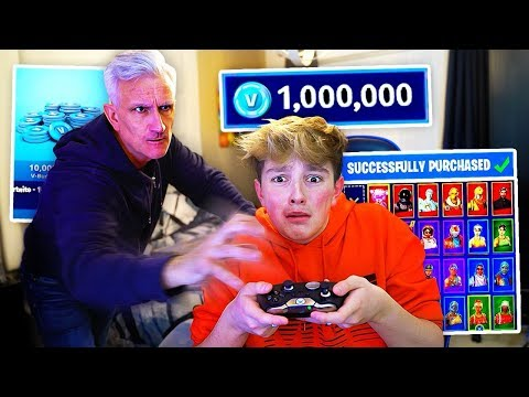 Xxx Mp4 Kid Spends 1000 On FORTNITE With Dad's Credit Card MUST WATCH 3gp Sex