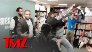 Gucci Mane Stands His Ground When Fur Protesters Attack | TMZ