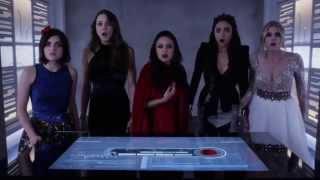 Pretty Little Liars - Cece Is A Reveal - 6x10