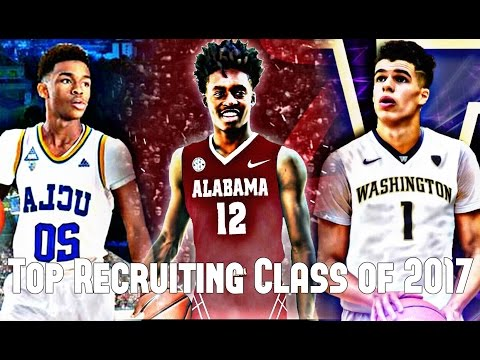 The Best Recruiting Class of 2017 UCLA IS GOING TO BE STACKED