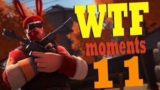 TF2 - WTF Moments 11 [ Delfy Edition ]