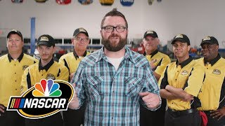 HOW NASCAR DOES PLAYOFFS: The Chase