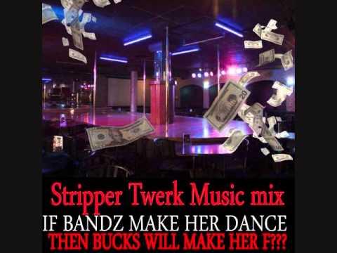 Stripper Twerk Music mix Dj Reckonize 2012