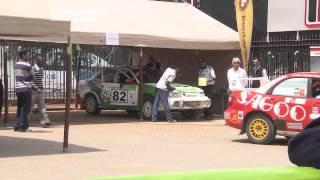 Safari Rally Organizers begin two-day scrutineering Process