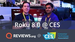 Sweet New Features on Roku OS 8   CES 2018