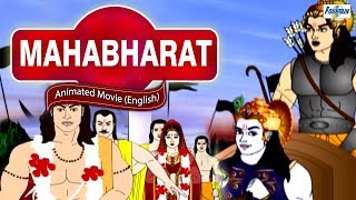 Mahabharat - Full Animated Movie - English