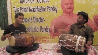Epi - 10 Dholak Lessons by Pandit Avadhkishor Pandey | Sangeet Pravah World