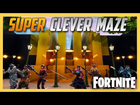 Super Clever Fortnite Creative Maze by JeffVH Wow. Swiftor