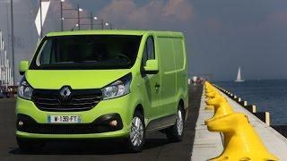 Renault Trafic im Fahrzeugtest - BKF TV Reportage