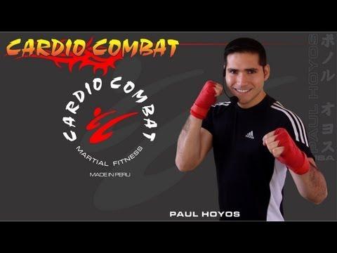 Xxx Mp4 Cardio Combat Tutorial 1 With PAUL HOYOS 3gp Sex