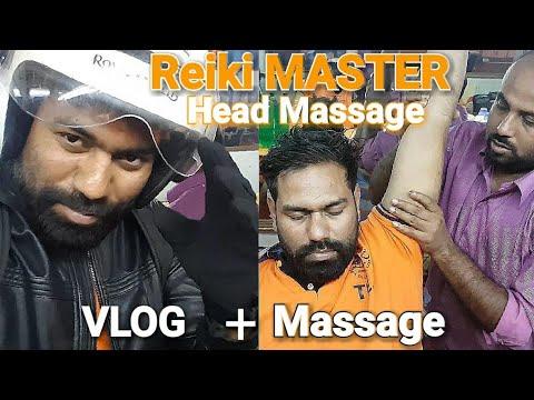 Xxx Mp4 Reiki Master Head Massage Hand Back Neck Forehead Massage With Neck Cracking ASMR Videos 3gp Sex