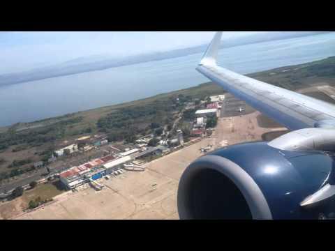 Aeromexico takeoff Acapulco