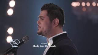 عرب ايدول اكسترا امير دندن من فلسطين يا حبي اللي غاب Arab Idol 2017