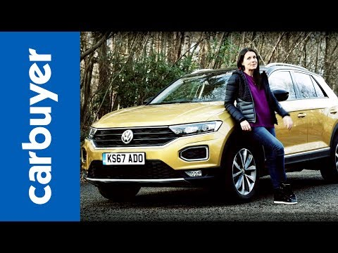 Xxx Mp4 New Volkswagen T Roc Review 2018 How Does Stylish Golf Based SUV Stack Up Carbuyer 3gp Sex
