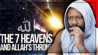 CHRISTIAN REACTS TO The Throne of Allah - Mindblowing | RealGee
