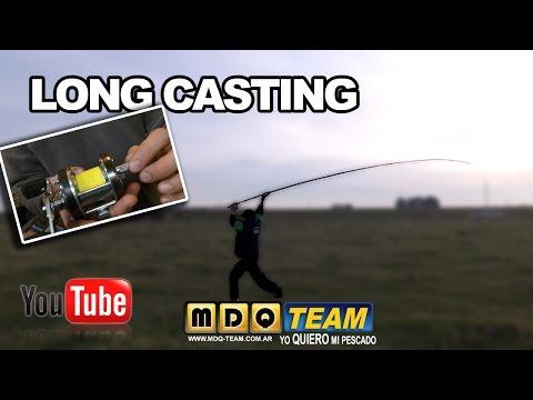 Programa 83 MDQ Team Tv Como mejorar los lanzamientos surfcasting y Pesca Brava