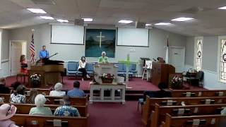 07/10/16 - Mount Salem Baptist Church - Flowery Branch - A Rotten Rascal Blessed - Part 2