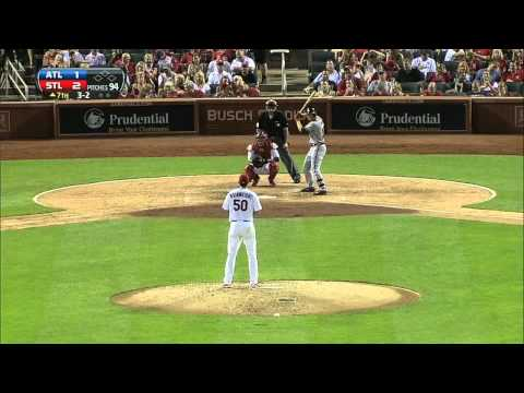 2013/08/24 Wainwright's complete game