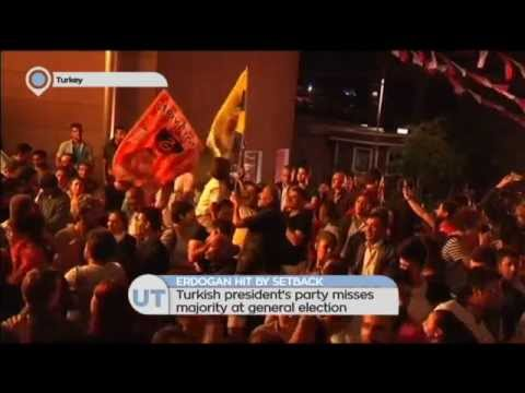 Xxx Mp4 Erdogan Hit By Setback Turkish President's Party Misses Majority At General Election 3gp Sex