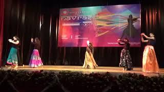 Glimpses Of BIT Mesra Noida Cultural Fest 2018 Navras