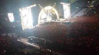 AC/DC Marseille 2016 - 3 last songs (ULTRA HD) including