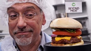 New Beyond Burger gets even closer to the real thing