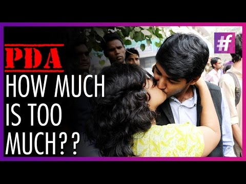 PDA: How Much Is Too Much??