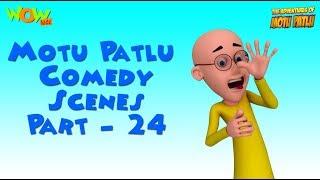 Motu Patlu comedy scenes Part 24 - Motu Patlu Compilation - As seen on Nickelodeon
