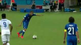 Copa 2014 - Inglaterra x Itália #117