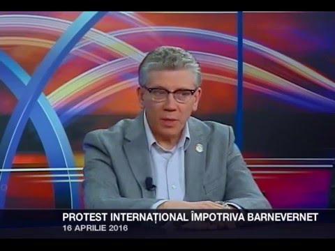 Protest International Impotriva BARNEVERNET 16 Aprilie 2016