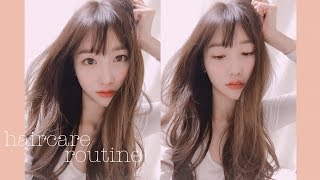 Korean Hair Care Routine + Tips | What I Eat For Healthy Hair