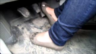 Grey Flats Barefoot Part3