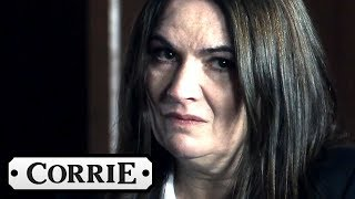 Anna's Trial for Assaulting Seb Begins - Coronation Street